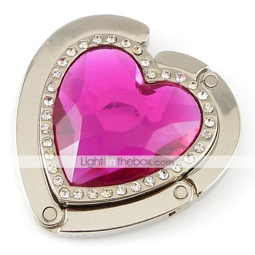 Вешалка-брелок Heart Shaped Diamond