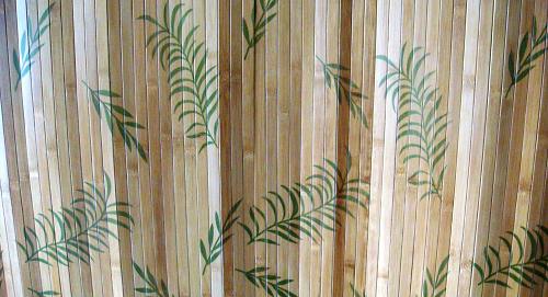 Бамбуковый ковер