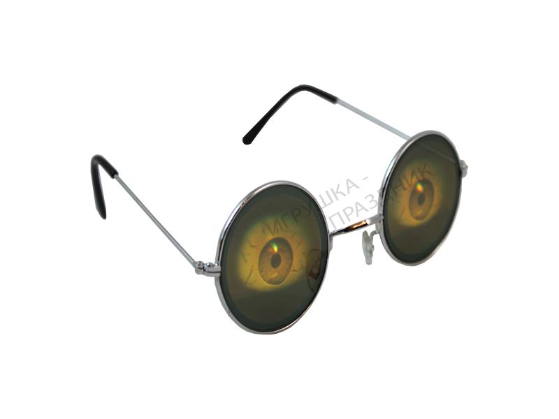 очки-глаза