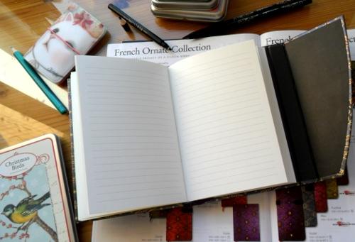 paperblanks французские орнаменты записная книжка