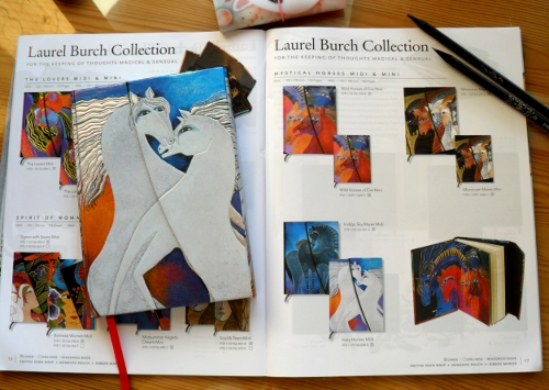 paperblank мистические лошади записная книжка