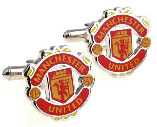 Запонки Манчестер Юнайтед