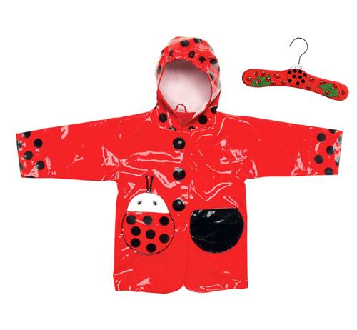 Детский дождевик Ladybug Rain Coat