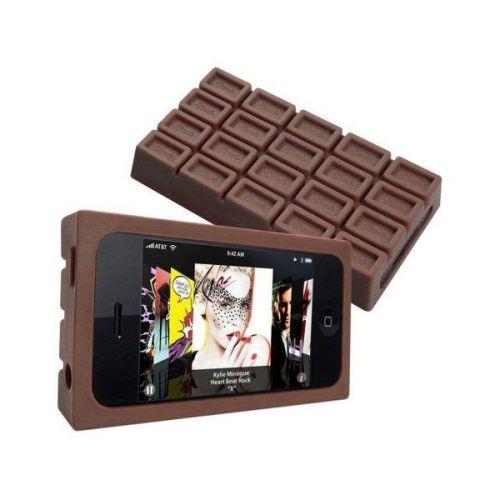 чехол для iPhone. Шоколад