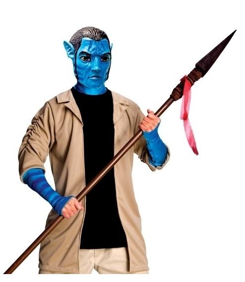 Мужской костюм Аватара