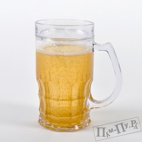 пивная кружка с охлаждением