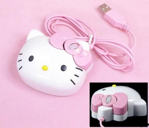 Мышка Hello Kitty