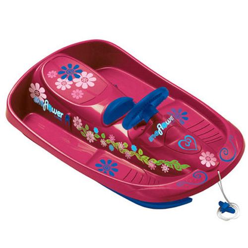 Детские гоночные санки Hamax Sno Flower 503464 с рулем
