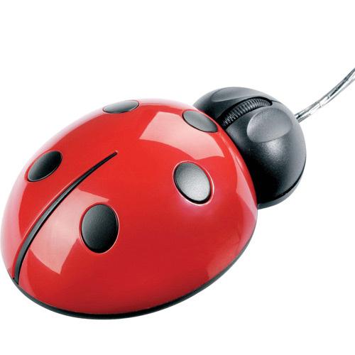 Мышь LadyBug