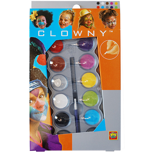 Краски для лица SES Creative