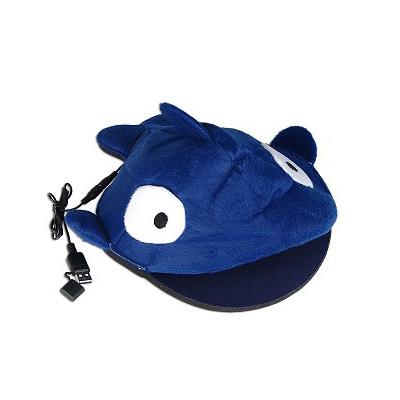 USB Коврик с подогревом акула купить