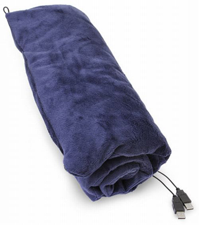 USB одеяло с подогревом купить