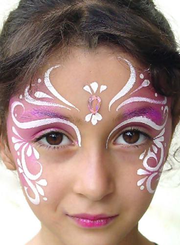 мелки для раскраски лица