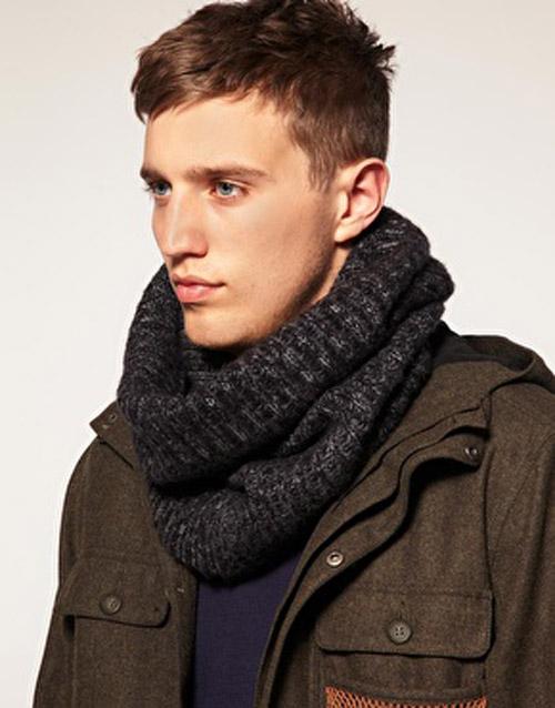 шарф для мужчин