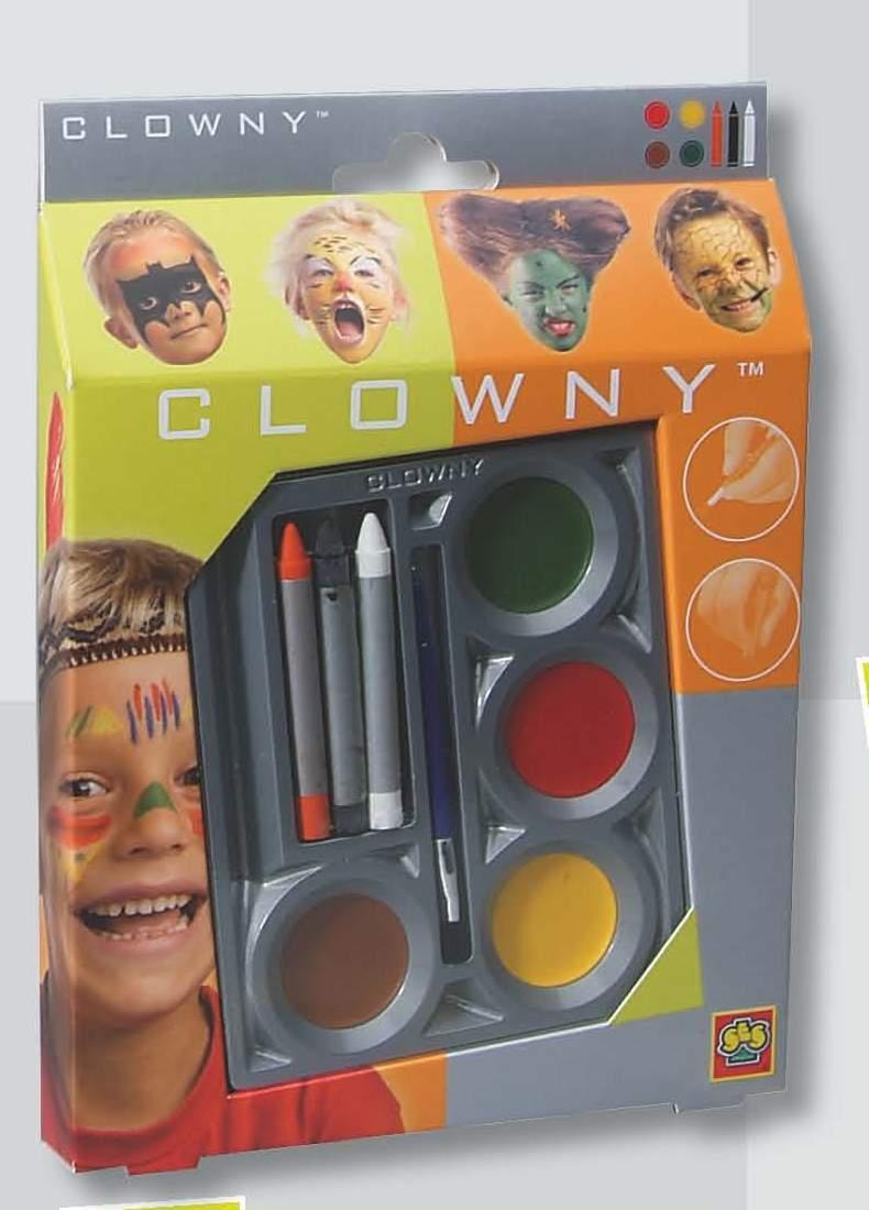 Краски для карнавалов