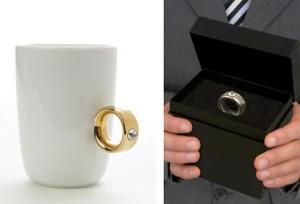 Кружка «Обручальное кольцо»