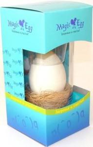 Волшебное яйцо «Здоровья и счастья!»