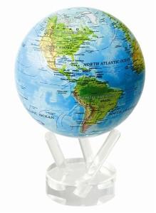 samovrashhajushhijsja globus