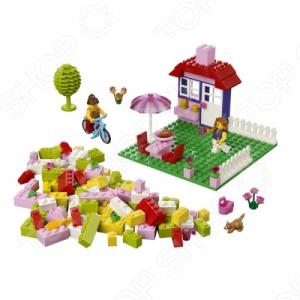 Konstruktor LEGO chemodan dlja devochek