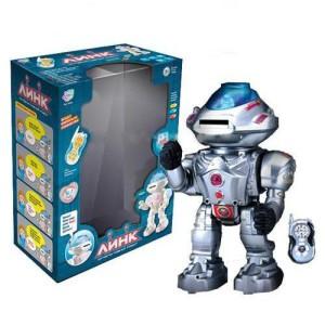 Интерактивный робот Линк