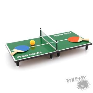 Мини-теннис