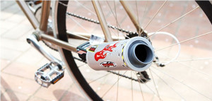 велосипедный глушитель