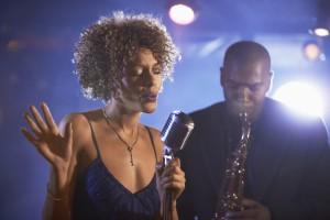 Вечер в стиле джаз