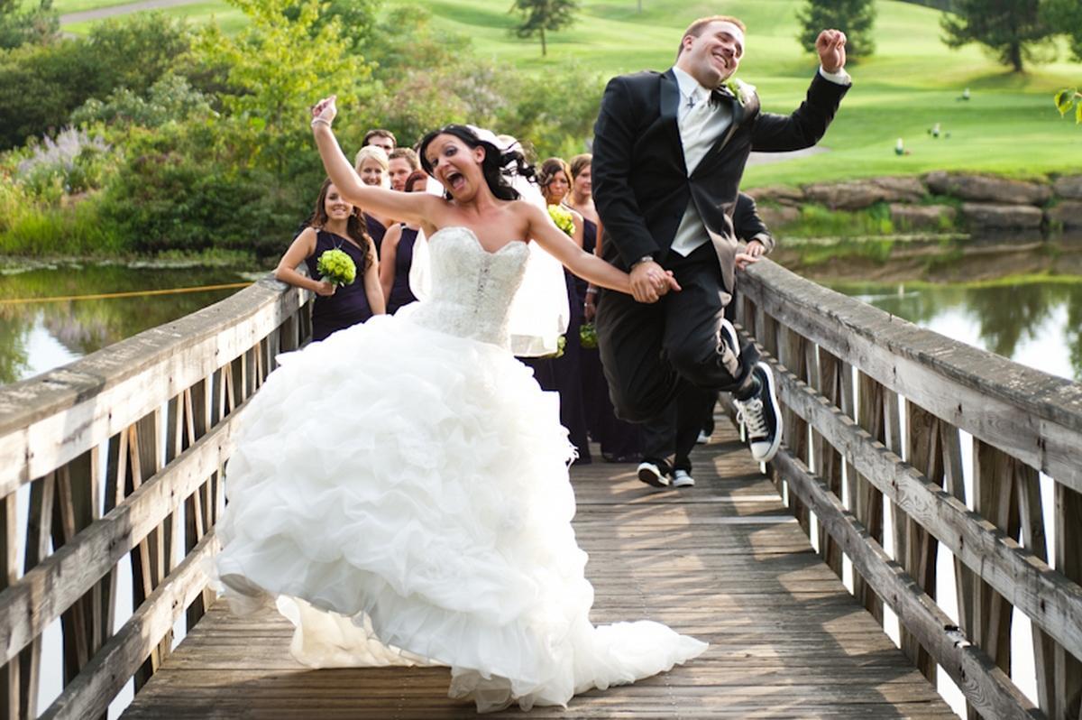 несколько видов эпичные свадебные фото вам интересно, как